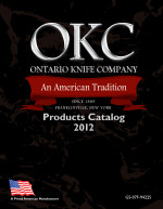 Ontario Knife Company 2012 catalog
